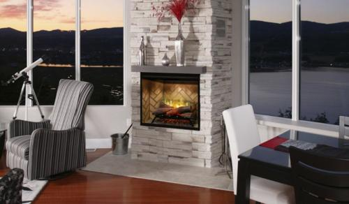 "Dimplex Revillusion 36"" Portrait Firebox"