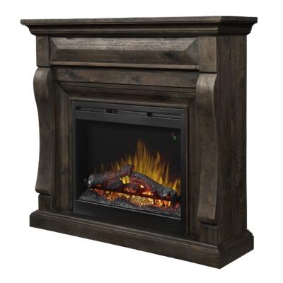 Samuel Mantel Electric Fireplace