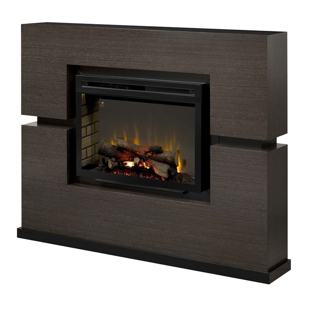 Linwood Mantel Electric Fireplace